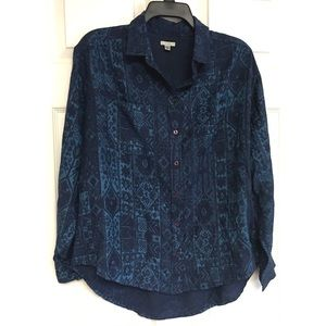 Ecote Urban Outfitters Button Up Shirt Small